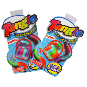 Tangle Toys Tangle Junior Fuzzies