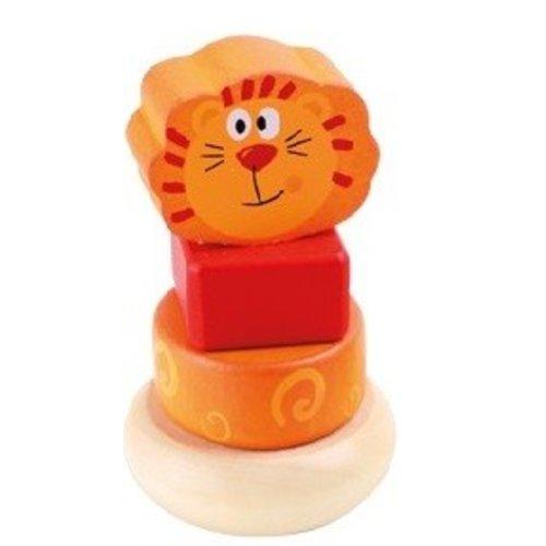Constructie Dier Leeuw