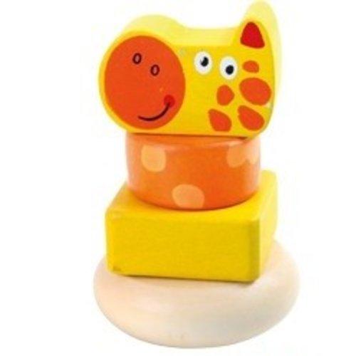 Constructie Dier Giraf