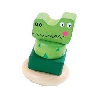 Constructie Dier Krokodil