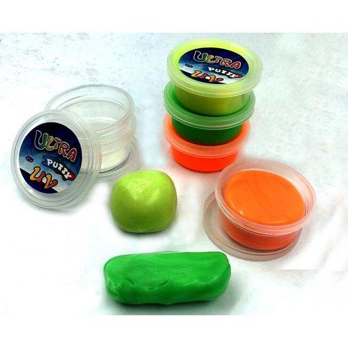 Ultra UV Putty -Set van 6