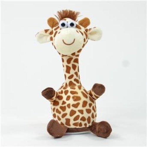 Napraat Knuffel Giraf