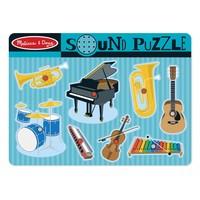 Muziek Puzzel - Muziek Instrumenten