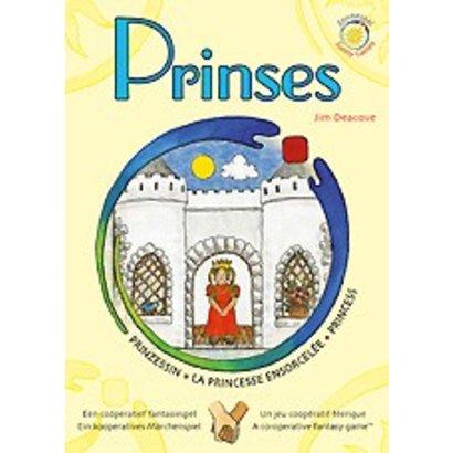 Sunny Games / Zonnespel Prinses, coorperatief bordspel