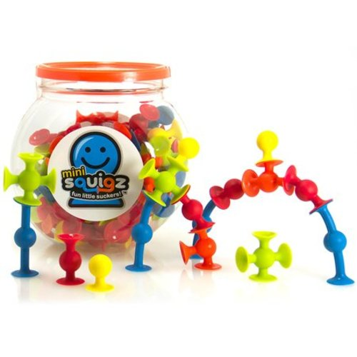 Fat Brain Toys Mini Squiqz