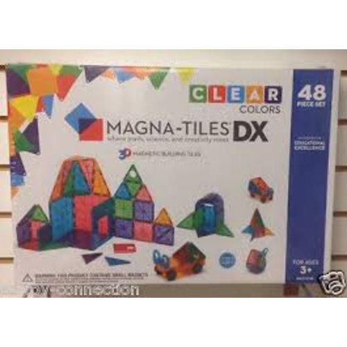 Magna-tiles deluxe 48st - magnetische vormen