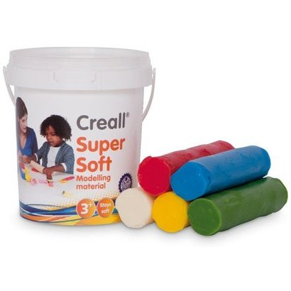 Creall Supersoft Klei 450gr
