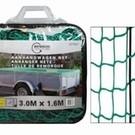 Aanhangwagennet 3  x 1,6mtr. in tas