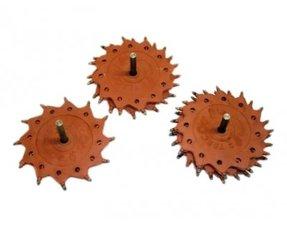 Tercoo roterende stralers