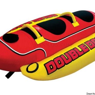 AIRHEAD Fun Tube Double Dog