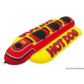 AIRHEAD FunTube Hot Dog HD-3