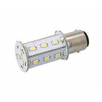 LED-lamp met bajonetaansluiting en hoge lichtopbrengst
