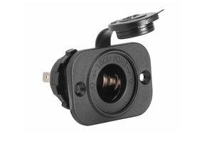 12V stekker & stopcontact