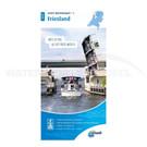 ANWB waterkaart Friesland 2019