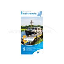 ANWB waterkaart Zuid-Groningen 2020