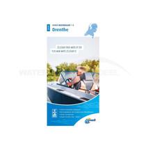 ANWB Waterkaart Drenthe