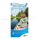 ANWB waterkaart Kop Overijssel / Gelderse IJssel-Noord 2019