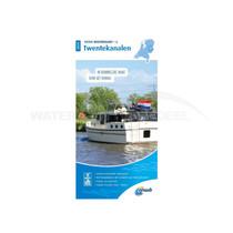 ANWB waterkaart Twentekanalen 2020