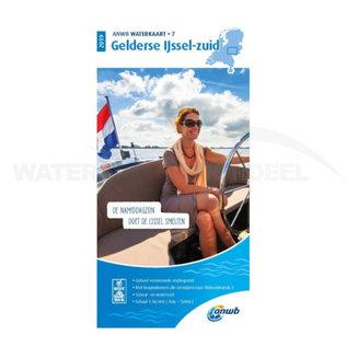 ANWB waterkaart 6 Twentekanalen Editie 2019 - Copy