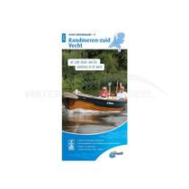 ANWB waterkaart Randmeren-Zuid/Vecht 2020
