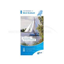 ANWB waterkaart West-Brabant 2020