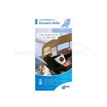 ANWB waterkaart Zeeuwse Delta 2020