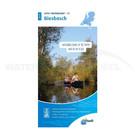 ANWB waterkaart Biesbosch 2019