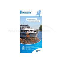 ANWB waterkaart Maas-Zuid