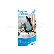 ANWB waterkaart IJsselmeer-Markermeer / Randmeren 2020