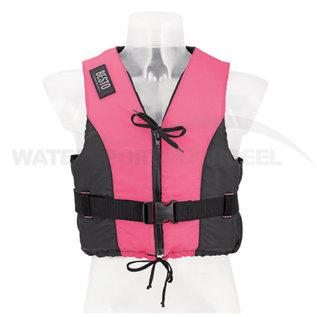 Besto Dinghy Zipper Reddingsvest Volwassenen roze