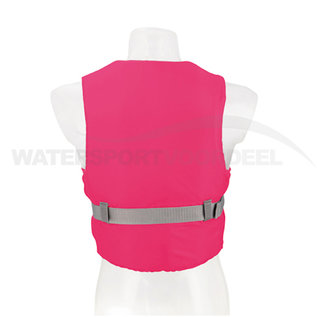 Besto dinghy reddingsvest roze