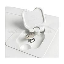 Slot voor inspectieluik (flush)