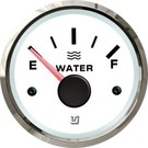 Uflex ultra white SS vuilwatertank meter