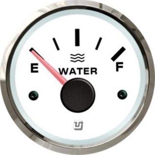 Uflex ultra white SS vuilwatertank meter - Copy