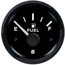 Uflex ultra black brandstofmeter