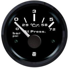 Uflex ultra black oliedrukmeter