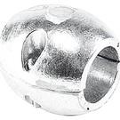 talamex Aluminium Schroefas anode bolvorm