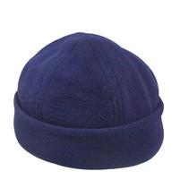 Fleece baret met verstelbare riem