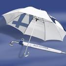 Trend Marine Windbrella - 2-Persoons Paraplu - Wit/Royal Blue