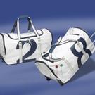 Trend Marine Zeildoek Weekend tas op wielen