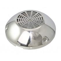 Paddestoel ventilator met RVS kap