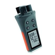 Handwind- en thermometer
