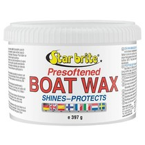 Presoftened Carnauba Wax