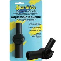 Verstelbare Adapter voor Scrub Pad met Handgreep