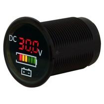 Volt- en Amperemeter indicator
