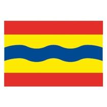 Vlag provincie Overijssel
