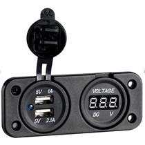 Digitale voltmeter + USB