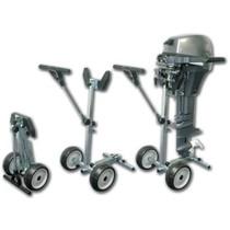 Rooteq TR-60 Trolley voor buitenboord motor tot 15pk (60kg)