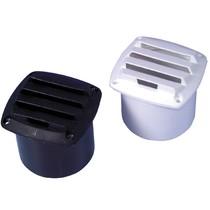 Kunststof ventilatierooster