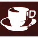 Koffievlag, 30x45cm